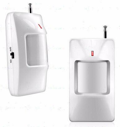 Беспроводный датчик движения для GSM сигнализации
