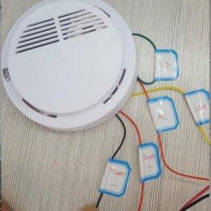 GSM сигнализация с проводными датчиками