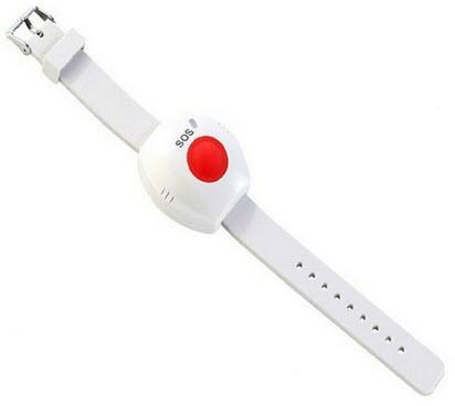 GSM кнопка-часы