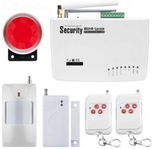 Alarm system для гаража