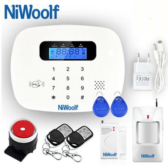 GSM сигнализация NiWoolf GT01