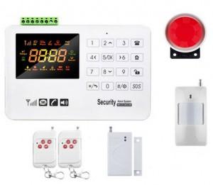 Security Alarm System на алиэкспресс