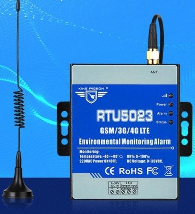 Система мониторинга RTU5023