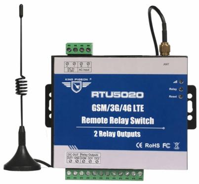 GSM реле RTU5020